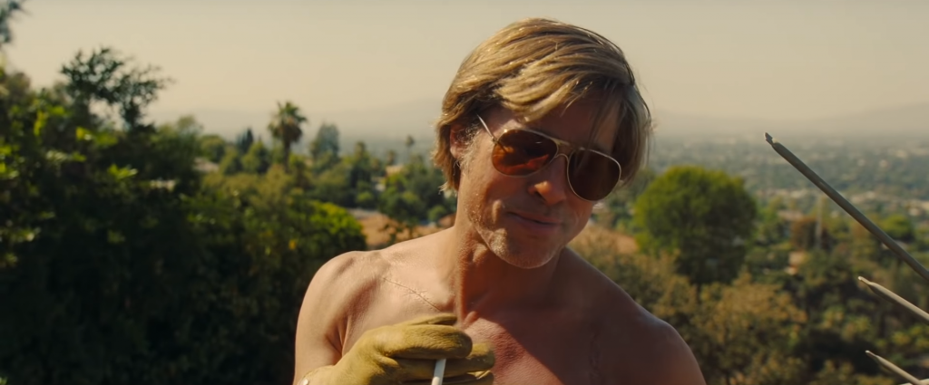 Brad Pitt Sunglasses from Once Upon A Time in Hollywood