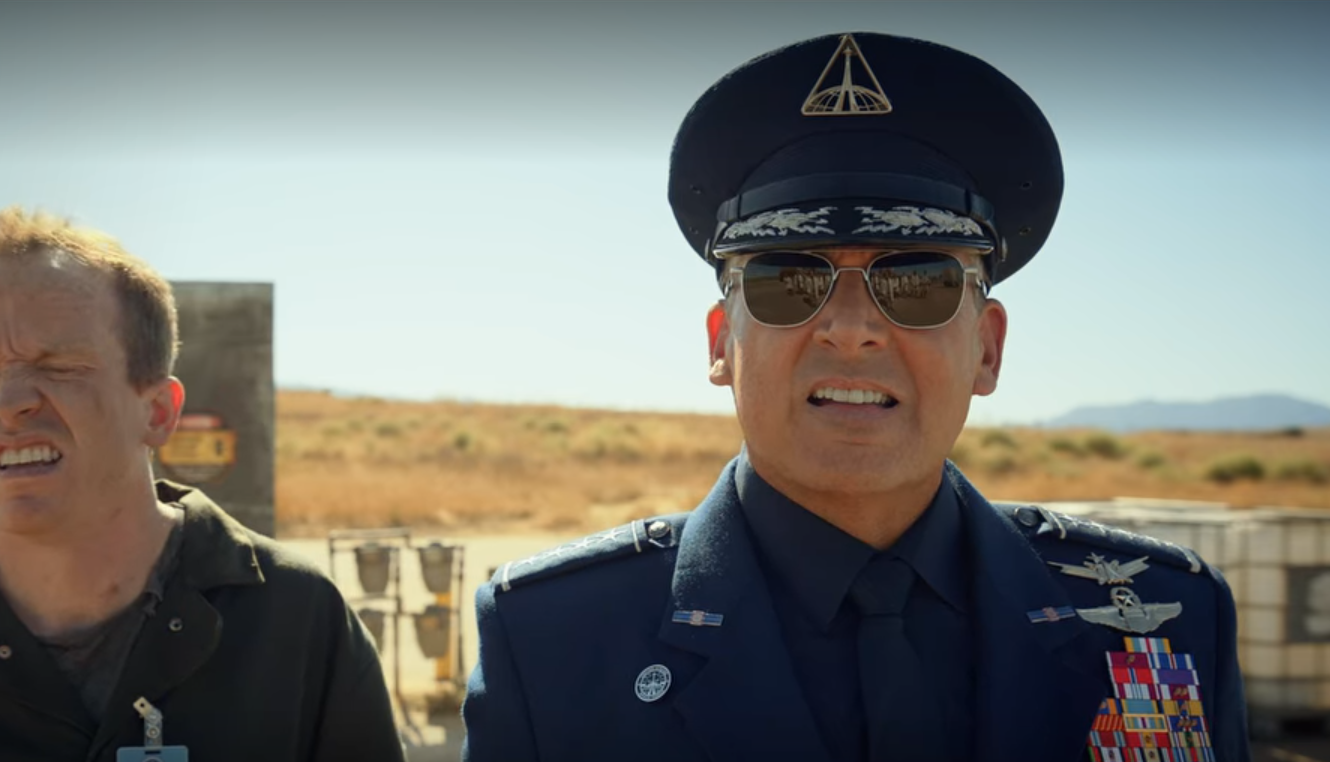 Here are the Sunglasses Steve Carell Wears in Space Force