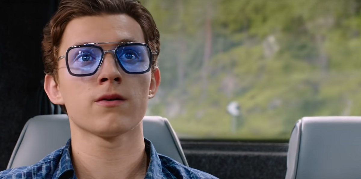 Spiderman: Far From Home Glasses are Super-Cool and Available to Buy (Kinda)