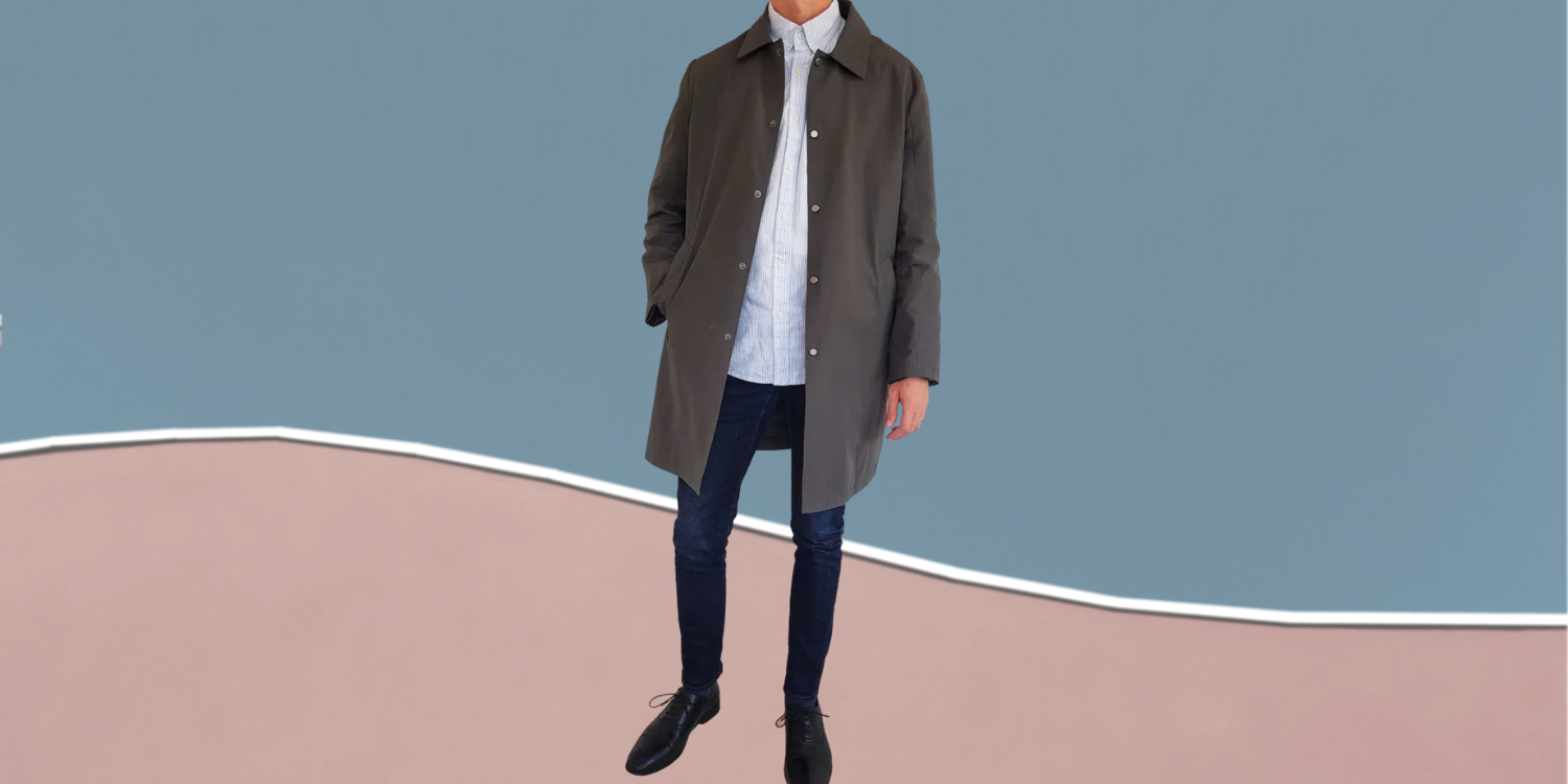 How to Wear a Mac this Season: Outfits for Men