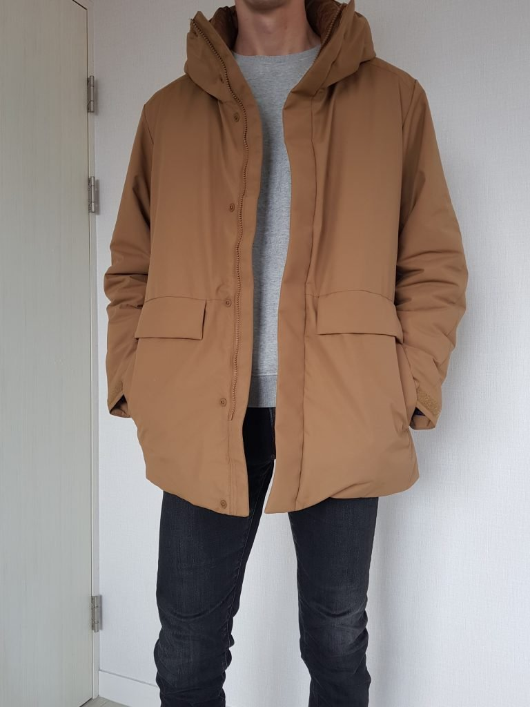 Parka With Sweatshirt