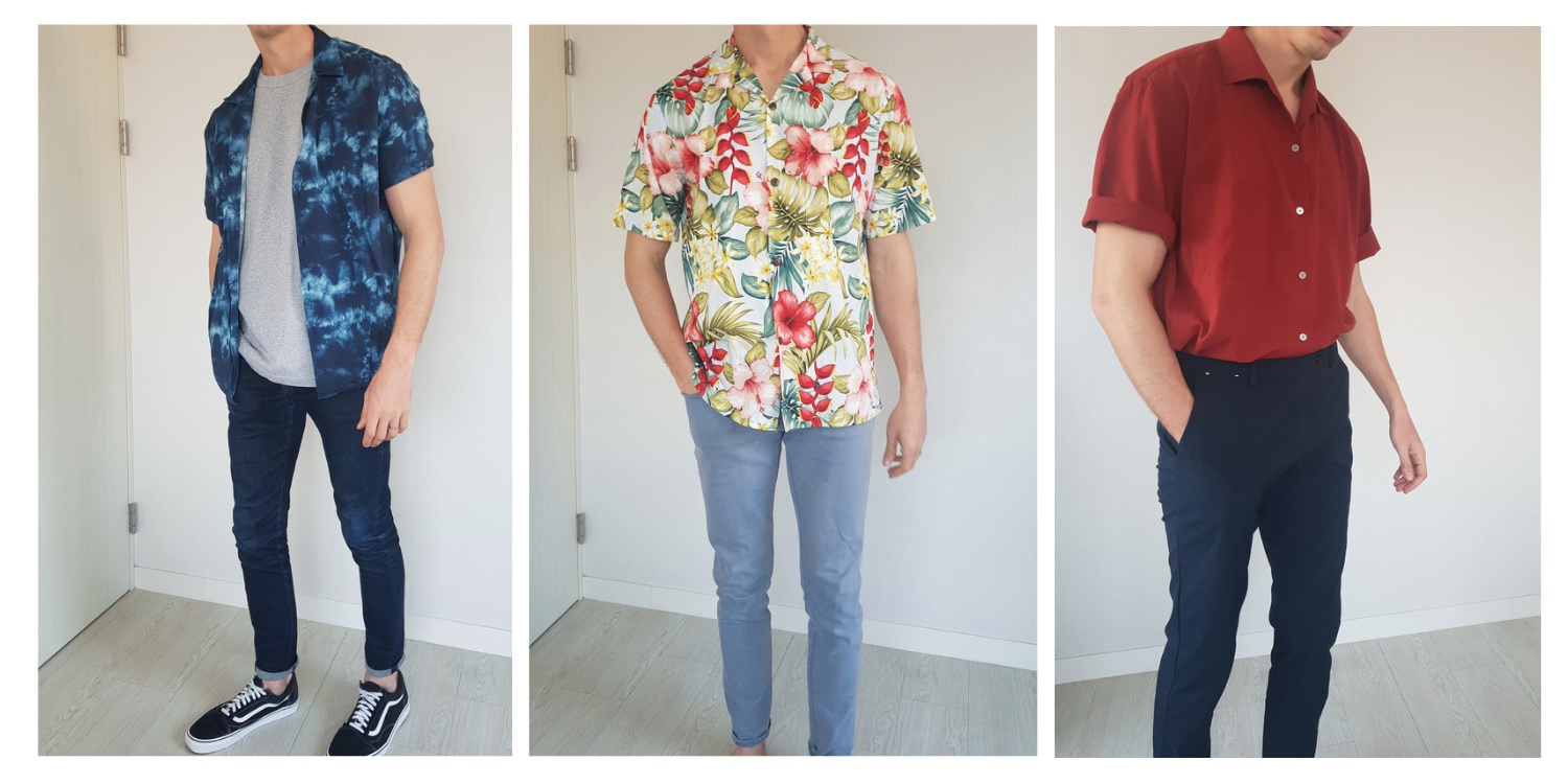 How to Wear a Cuban Collar Shirt: The Perfect Piece for Summer