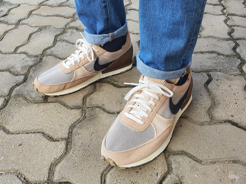 Nike Daybreak with Jeans