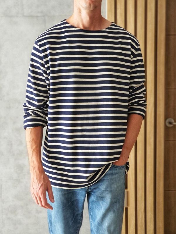 Saint James Breton Shirt Sizing